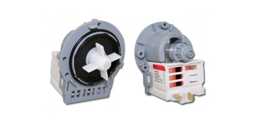 Avem pompe originale pentru orice marca de masina de spalat. Oferim garantie pentru orice pompa montata de noi.